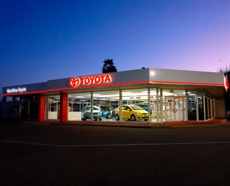 About Geraldton Toyota